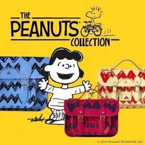 Cambridge Satchel Company X Peanuts Zig Zag Mini